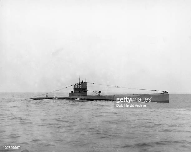 Missing submarine 28 January 1932 When an M2 submarine went missing after diving off the coast near West Bay in Dorset a massive air and sea search...