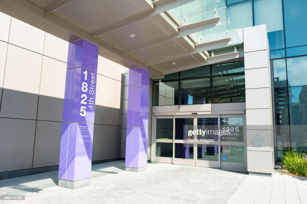 Ucsf Mission Bay Stock Photo | Getty Images