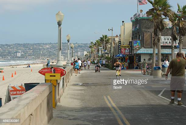 Mission Beach Boardwalk 2