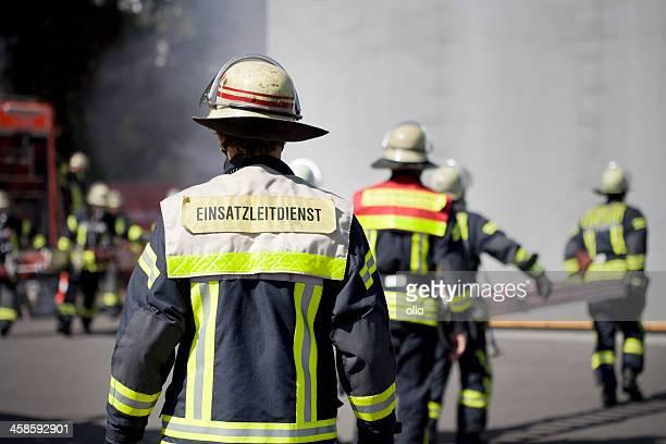 Mission control-Einsatzleitung Fire Wiesbaden
