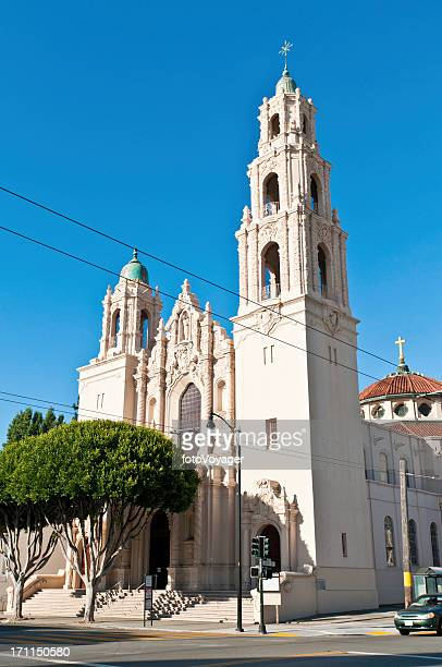 Mission Dolores Basilica San Francisco landmark church California