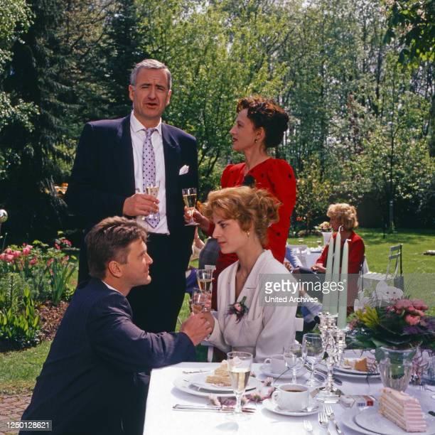 Mission Eureka, Fernsehserie, Deutschland/Frankreich/Großbritannien 1989, Darsteller: William Mang, Martina Duncker, Peter Bongartz, Elisabeth Rath.