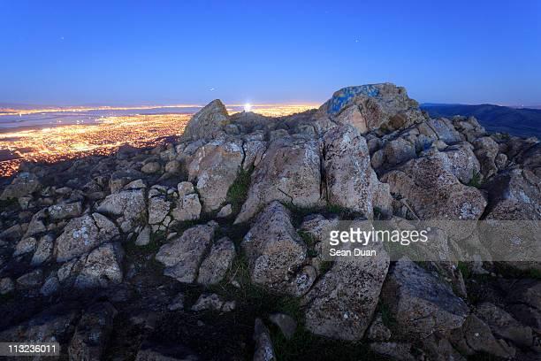 Mission Peak, Before Sunrise
