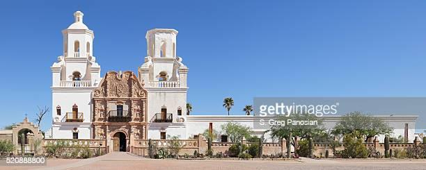 Missão San Xavier Del Bac-Tucson