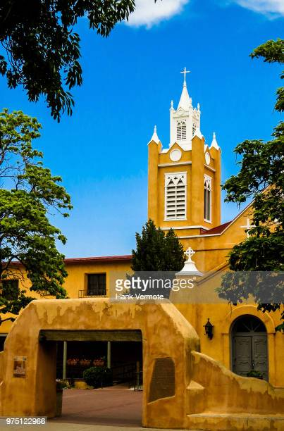 mission santa fe - hank vermote stock pictures, royalty-free photos & images