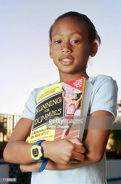 Mission Viejo CA 8yearold Mary Joyner daughter of Al Joyner and the late Florence Griffith Joyner