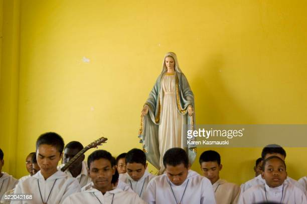 Missionaries of the Poor Church Service
