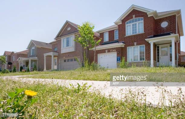 The long grass is the only thing out of place at the home of accused terrorist Shareef Abdelhaleen in a middle class neighbourhood of Mississauga a...