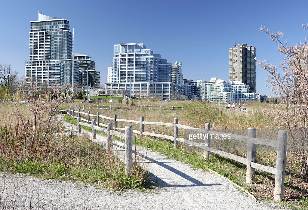 Mississauga City Park : Stock Photo