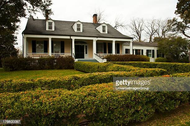 Mississippi Natchez Hawthorne Federal style typical Southern Planters Home 1814