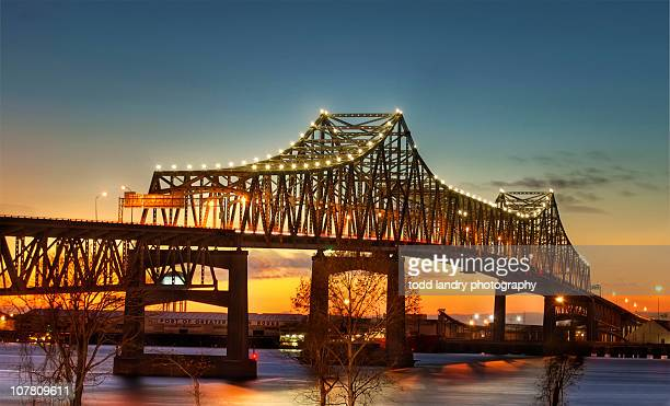 Mississippi River Bridge - Baton Rouge, LA