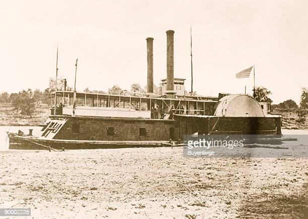 Mississippi River fleet--U.S. Gunboat Fort Hindman