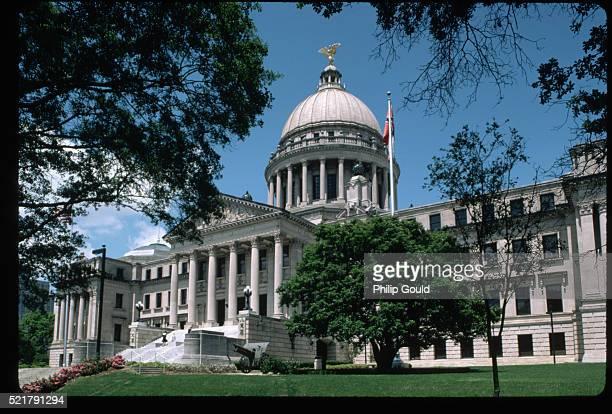 mississippi state capitol - ミシシッピ州 ストックフォトと画像