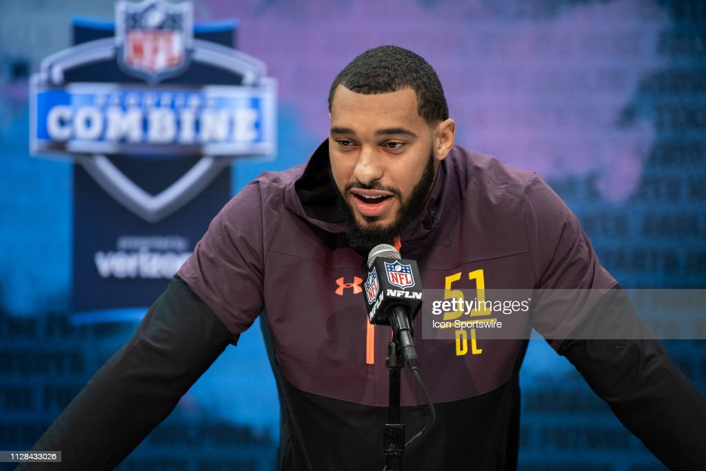 NFL: MAR 02 Scouting Combine : News Photo