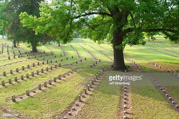 Mississippi Vicksburg National Military Park Vicksburg National Cemetery