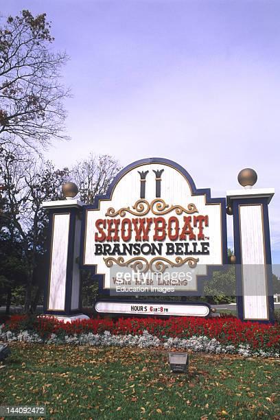 Missouri Branson Branson Belle Showboat Landing