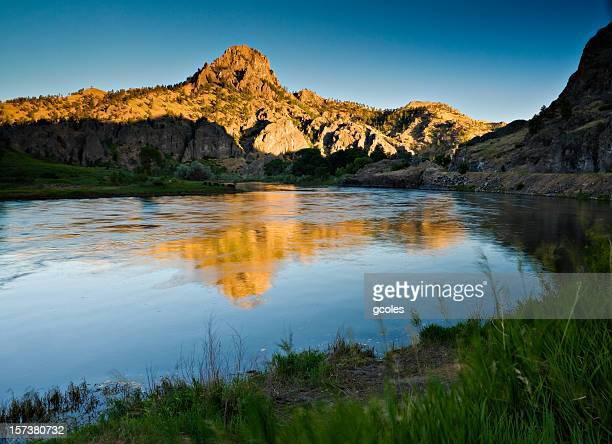 Missouri River and Chisholm Peak