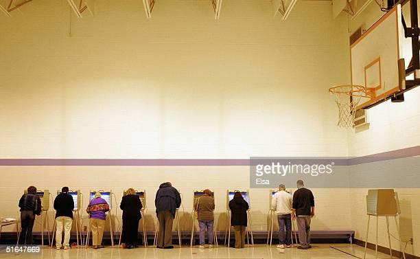 Missouri Voters Go To The Polls