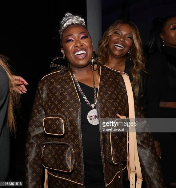 Missy Elliott attends MTV VMAs, Pepsi & Monami Entertainment celebrate the Video Vanguard Award honoree Missy Elliott at her after-party celebration...