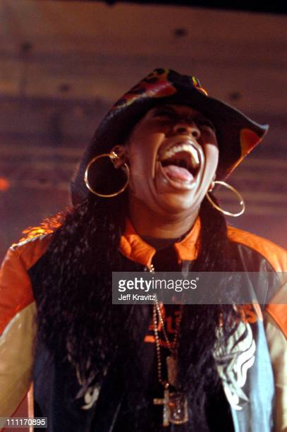 Missy Elliott during MTV2 2 Dollar Bill Concert with Missy Elliott and Tweet at Palladium in Hollywood California United States