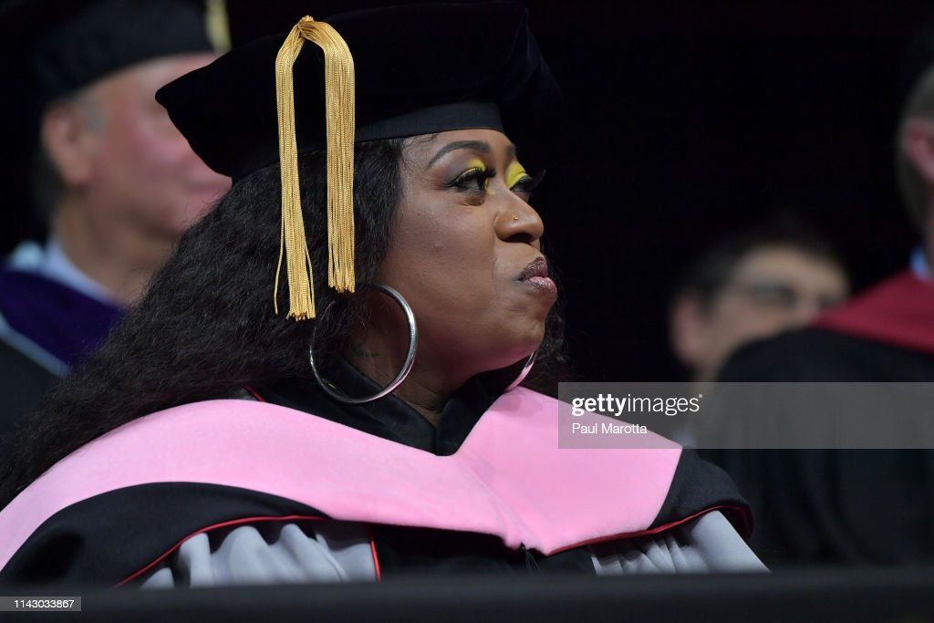 Berklee College Of Music Commencement Exercises : News Photo