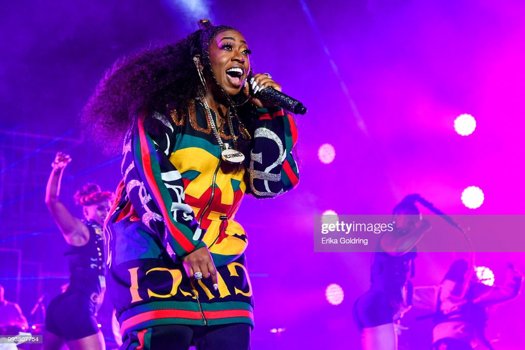 2018 Essence Festival - Day 2 : News Photo