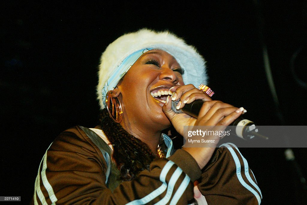 #4 - Missy Elliott's 'Work It' had smooth sailing up to number 2 in the charts in November 2002.