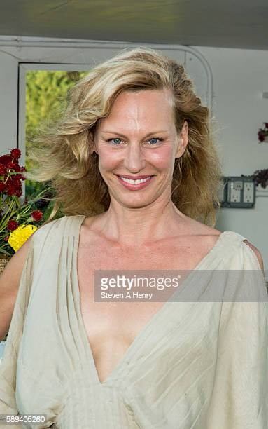 Missy Hargraves attends the 10th Annual Get Wild Summer Benefit on August 13 2016 in Bridgehampton New York