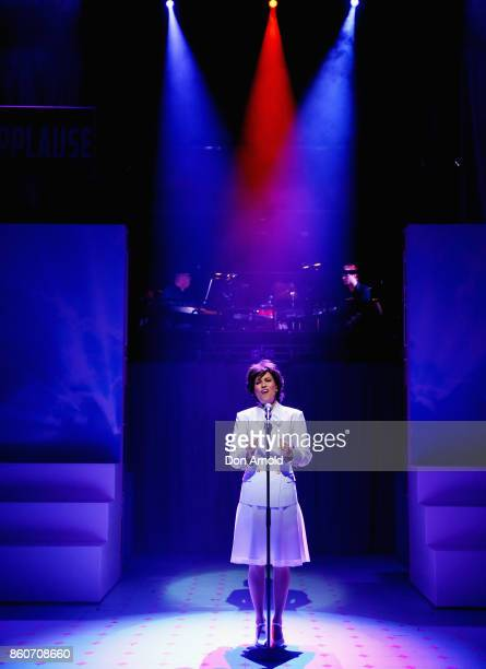 Missy Higgins plays the role of Bonnie May during the Miracle City Media Call at Sydney Opera House on October 13 2017 in Sydney Australia