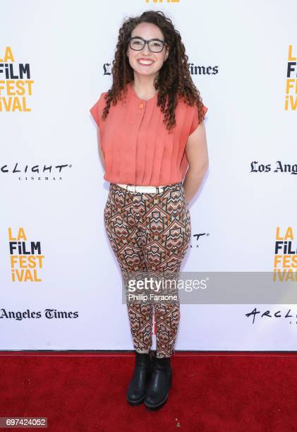 Missy Laney attends the 'Opuntia' 'Redmond Hand' and 'Private Dick' Premieres during 2017 Los Angeles Film Festival at Arclight Cinemas Culver City...