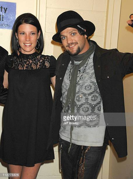 Missy Margera and Bam Margera