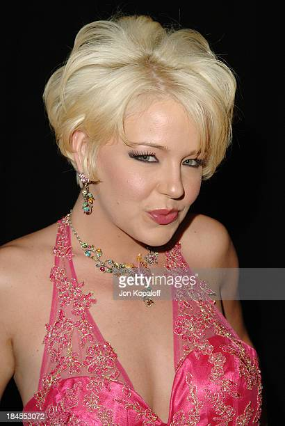 Missy Monroe During 2006 Avn Awards Arrivals And Backstage At The Venetian Hotel In Las Vegas