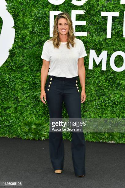 Missy Peregrym from the serie FBI attends the 59th Monte Carlo TV Festival Day Two on June 15 2019 in MonteCarlo Monaco