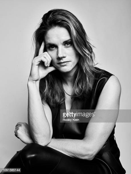 Missy Peregrym of CBS's 'FBI' poses for a portrait during the 2019 Winter TCA at The Langham Huntington Pasadena on January 30 2019 in Pasadena...