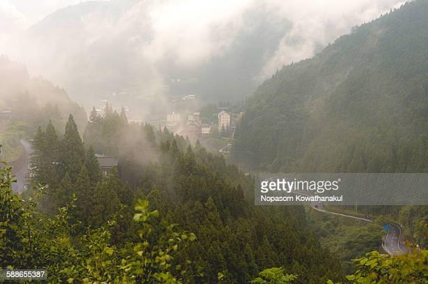 A Mist of Iya valley