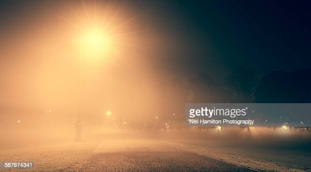 mist - perth scotland stock pictures, royalty-free photos & images