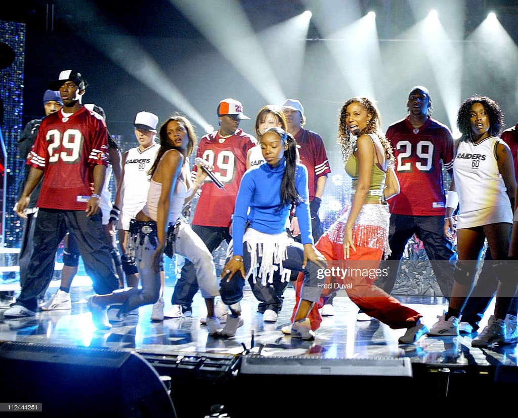The MasterCard MOBO Awards 2003 : News Photo