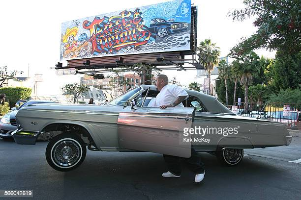 Mister Cartoon presented an original billboard inspired by Universal Pictures' upcoming action–thriller Fast Furious The one–of–a–kind artwork...