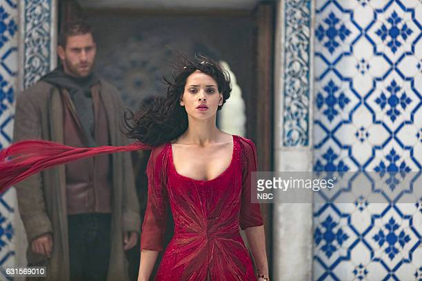 CITY 'MistressNewMistress' Episode 103 Pictured Oliver Jackson Cohen as Lucas Adria Arjona as Dorothy