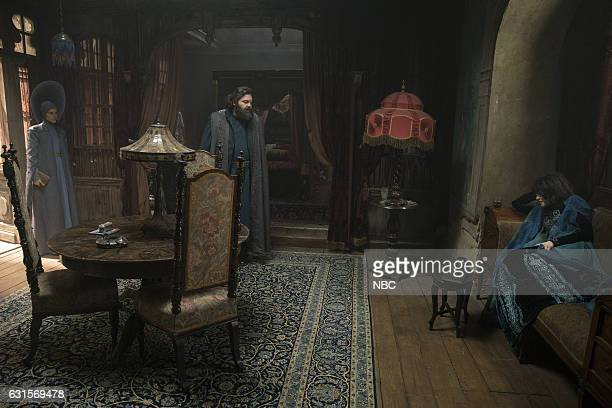 CITY MistressNewMistress Episode 103 Pictured Vincent D'onofrio as Wizard Ana Ularu as West