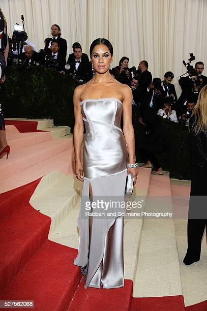 Misty Copeland attends 'Manus x Machina Fashion In An Age Of Technology' Costume Institute Gala at