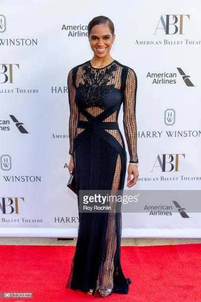 Misty Copeland attends the 2018 American Ballet Theatre Spring Gala at The Metropolitan Opera House on May 21 2018 in New York City