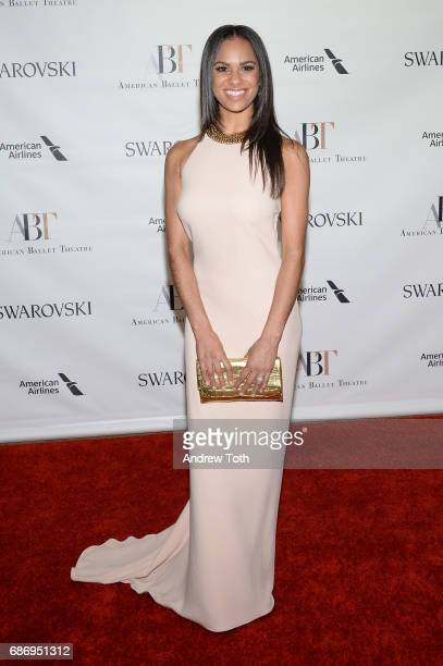 Misty Copeland attends the American Ballet Theatre Spring 2017 Gala at The Metropolitan Opera House on May 22 2017 in New York City