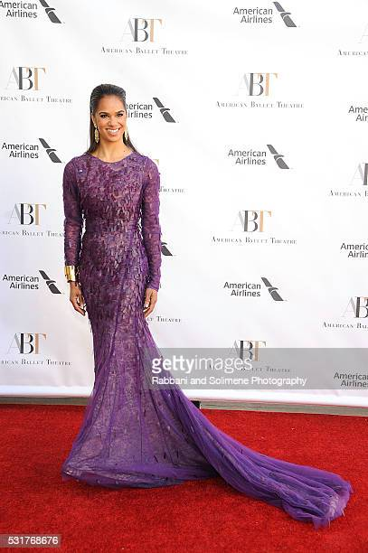 Misty Copeland attends the American Ballet Theatre Spring Gala at The Metropolitan Opera House on May 1