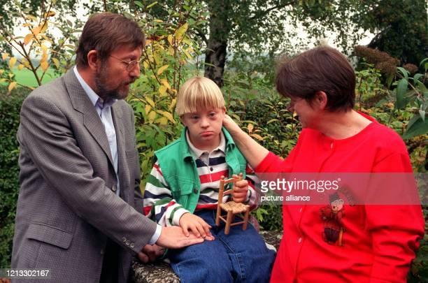 Mit dem Down-Syndrom kam der neun Jahre alte Till-Philipp Spanier zur Welt, der zusammen mit seinen Eltern Hans-Peter und Christel in Schandelah...