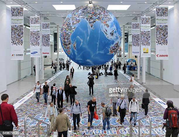 Mit der Photokina 2012 startet in Köln die Weltmesse des Bildes.