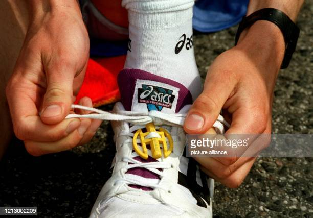Mit einem Novum mußten sich die 11 154 Langstreckler aus 62 Ländern, die beim 10. Hanse-Marathon am 30.04.95 in Hamburg für einen neuen...
