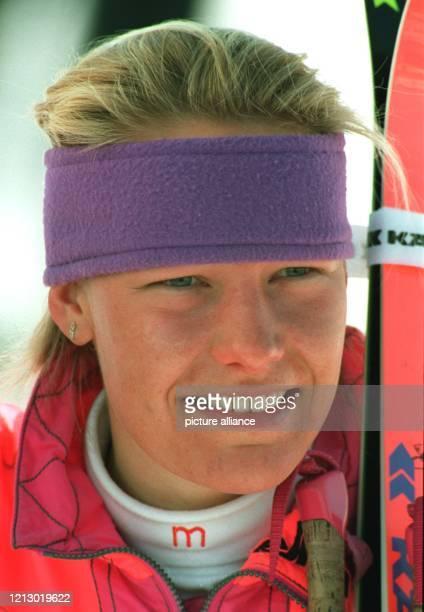 Mit hervorragenden Plazierungen meldete sich die Oberhoferin Antje Harvey beim BiathlonWeltcup in Ruhpolding nach längerer Verletzungspause in der...