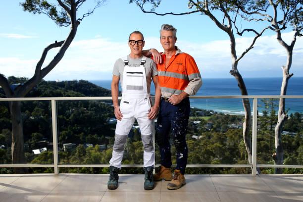 AUS: Celebrity Home Renovators Mitch & Mark Give Kitchen Renovation Tips