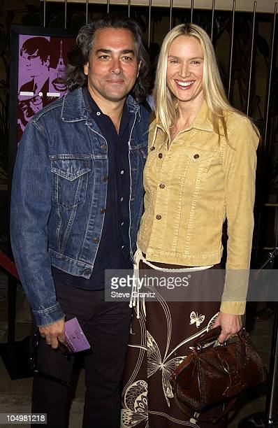 Mitch Glazer Kelly Lynch during CQ Premiere Los Angeles at Egyptian Theatre in Hollywood California United States